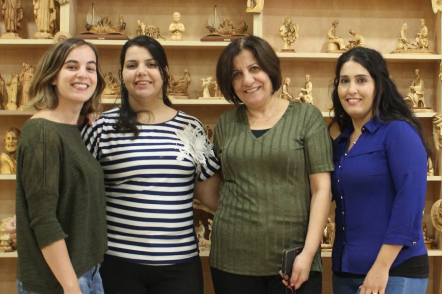 Basma Barham And The Women-Led Social Enterprise Making It Work In Palestine